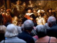 De Nachtwacht van Rembrandt: speciaal voor bewoners verpleeghuis Enschede