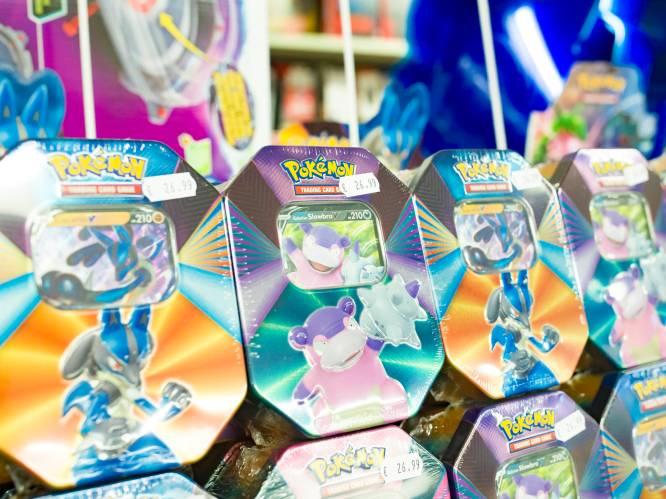 """Pokémonkaarten zijn zo schaars dat er ramkraken voor worden gepleegd: """"Ze kunnen honderden euro's per stuk opleveren"""""""