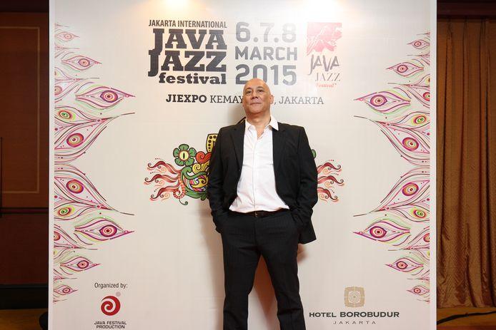Paul Dankmeyer organiseerde een van de grootste festivals ter wereld: Java Jazz.