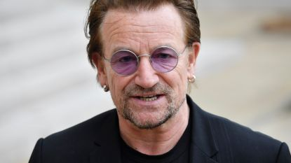 Bono krijgt medaille van George W. Bush voor humanitair werk