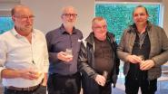 Team van Aarseelse Bridgeclub is West-Vlaams bridgekampioen