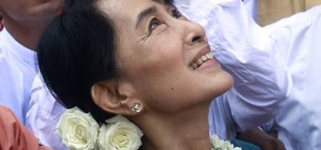 Aung San Suu Kyi candidate aux élections partielles