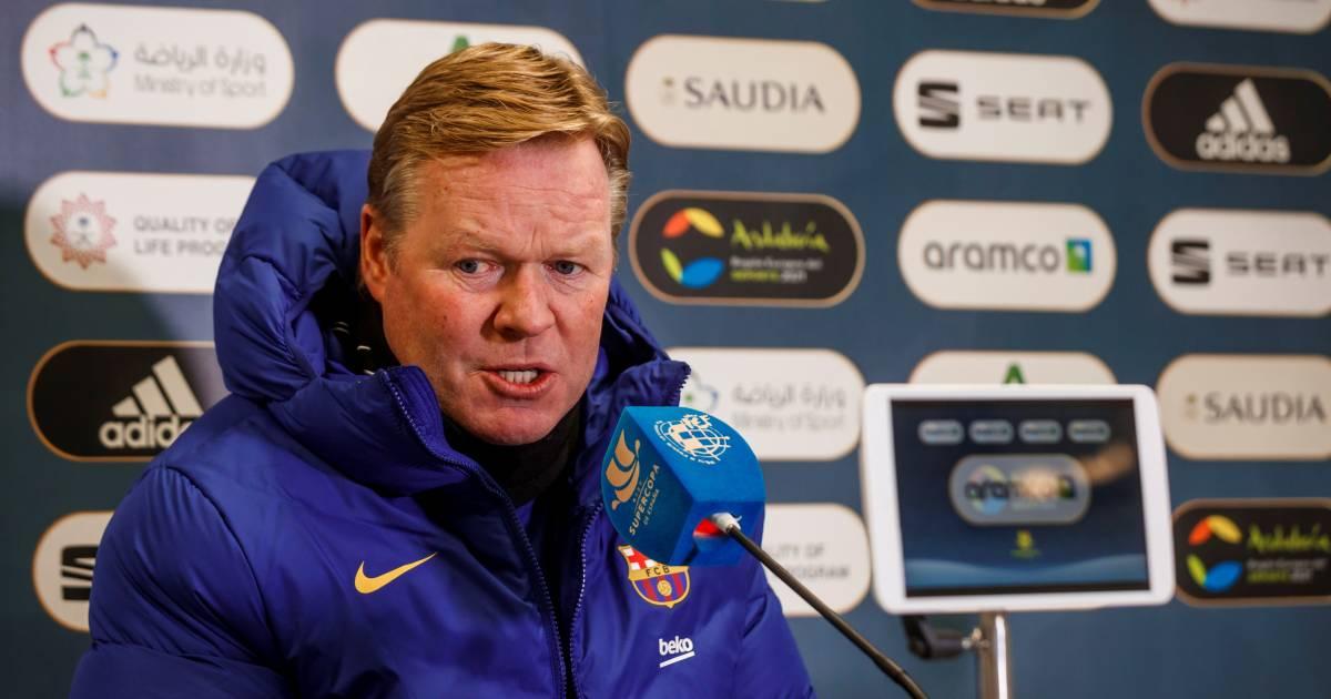 Koeman heeft te doen met gearresteerde Bartomeu: 'Altijd veel waardering voor hem gehad' - AD.nl