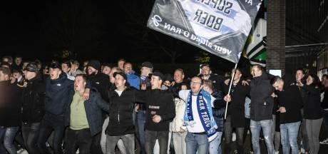 Doetinchem vreest toestroom supporters bij promotie De Graafschap: 'Club is als een religie voor ze'