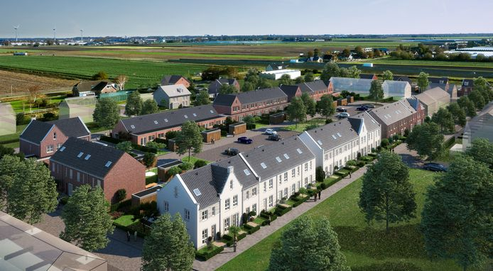 Bouwbedrijf Heijmans mailde per ongeluk een overzicht met adressen, inkomens en eigen vermogen van belangstellenden voor de nieuwbouwwijk Koningskwartier in Zevenhuizen.