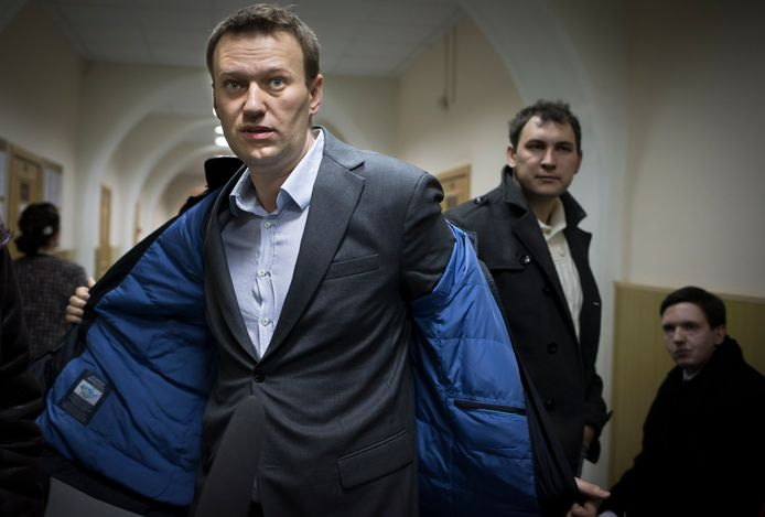 Archiefbeeld Aleksej Navalny