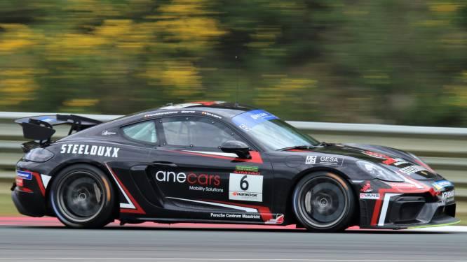 Red Ant Racing is één van de groeiende teams in de Belgische autosport: Belcar in Zolder race met hoogtes en laagtes