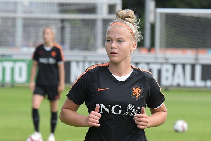 Kirsten van Westeringh.