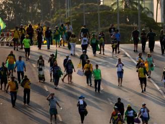 """Nationale feestdag onder hoogspanning in Brazilië: vrees voor """"bestormingstaferelen zoals bij het Capitool"""""""