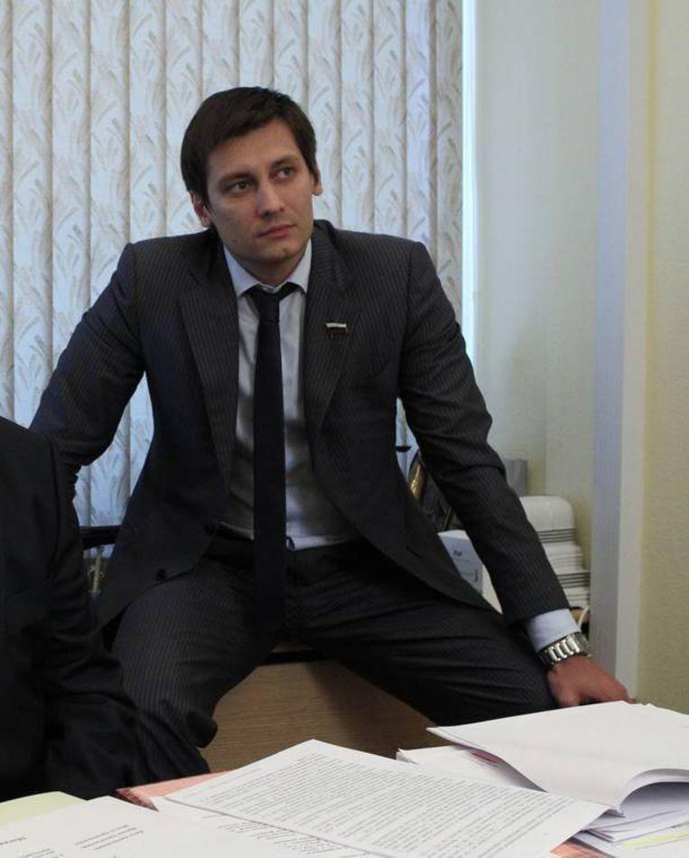 Dimitri Goedkov. Beeld REUTERS