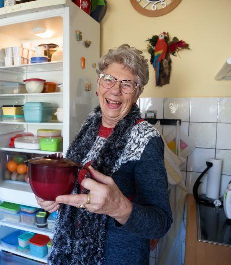 Lia uit Etten-Leur gaf duizenden Tupperware-party's: 'Ik belde gillend mijn baas als ik voor meer dan 1000 gulden verkocht'