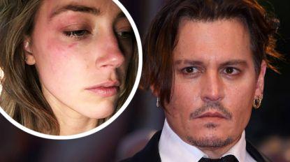 """Styliste Amber Heard spreekt zich uit: """"Johnny Depp heeft haar nooit geslagen, haar verwondingen zijn in scène gezet"""""""