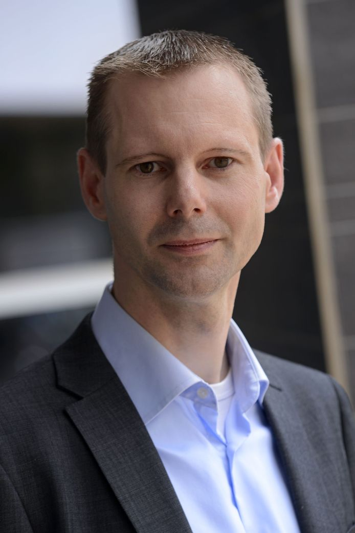 Wethouder in Veldhoven Jeroen Rooijakkers