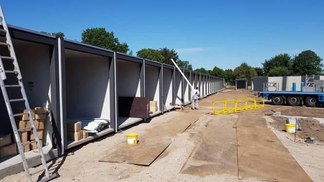 Na Uden en Den Bosch ook tientallen garageboxen in Oss
