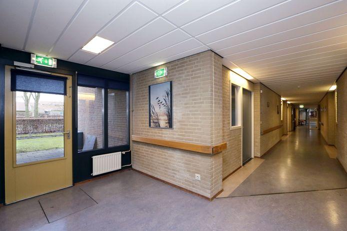 Het voormalige verpleeg- en verzorgingstehuis aan de Buurstede 17 in Oosterhout.
