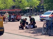 Straatrover in Amersfoort hardhandig gevloerd door agenten