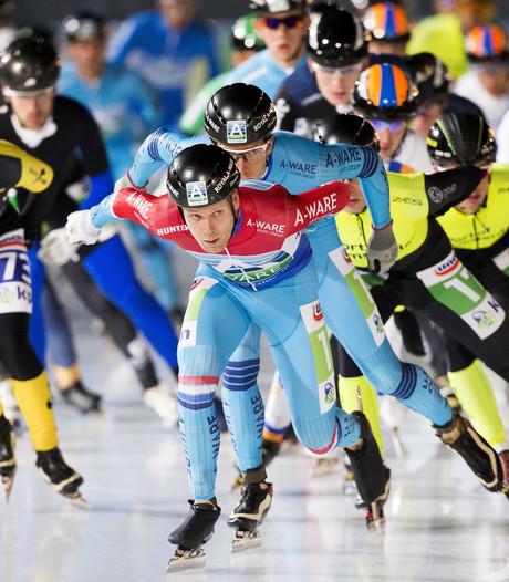 Finale schaatsmarathon in Amsterdam onzeker