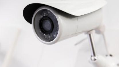 Domme dief steelt bewakingscamera, maar wordt zelf gefilmd en kort nadien opgepakt