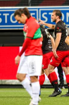 Oppassen geblazen voor NEC: play-offs op de tocht door beroerde reeks