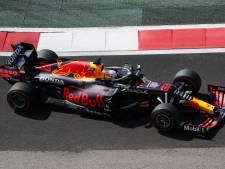Verstappen achter Mercedessen in eerste Russische training