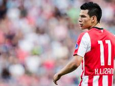Tape moet Lozano helpen aan rentree bij PSV