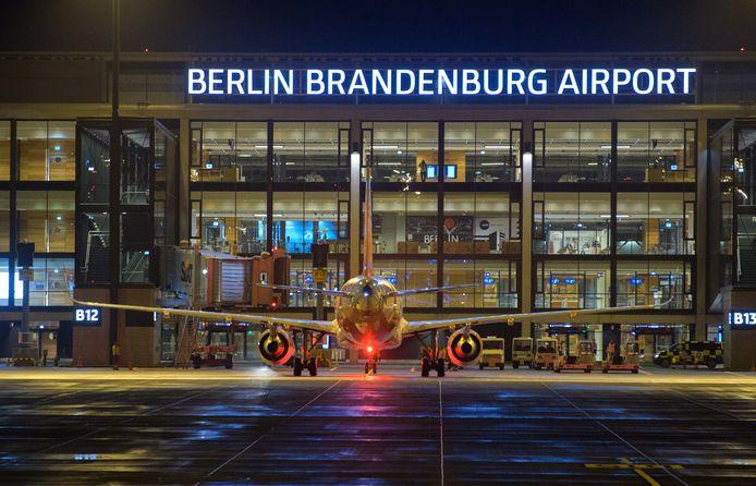 De luchthaven Berlin Brandenburg ging in november vorig jaar open.