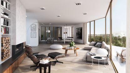 Derde grootste penthouse van provincie in aanbouw. Vraagprijs: 1.250.000 euro
