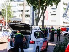 Man met mes gaat door het lint in Dordrecht en gaat 'vol in verzet' tegen aanhouding
