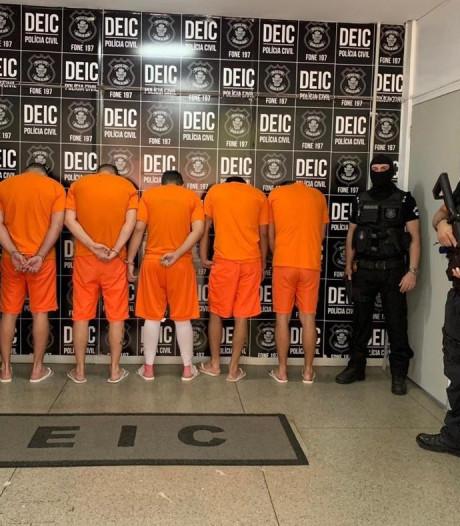 Nederlandse drugsbaron dood gevonden in Braziliaanse cel