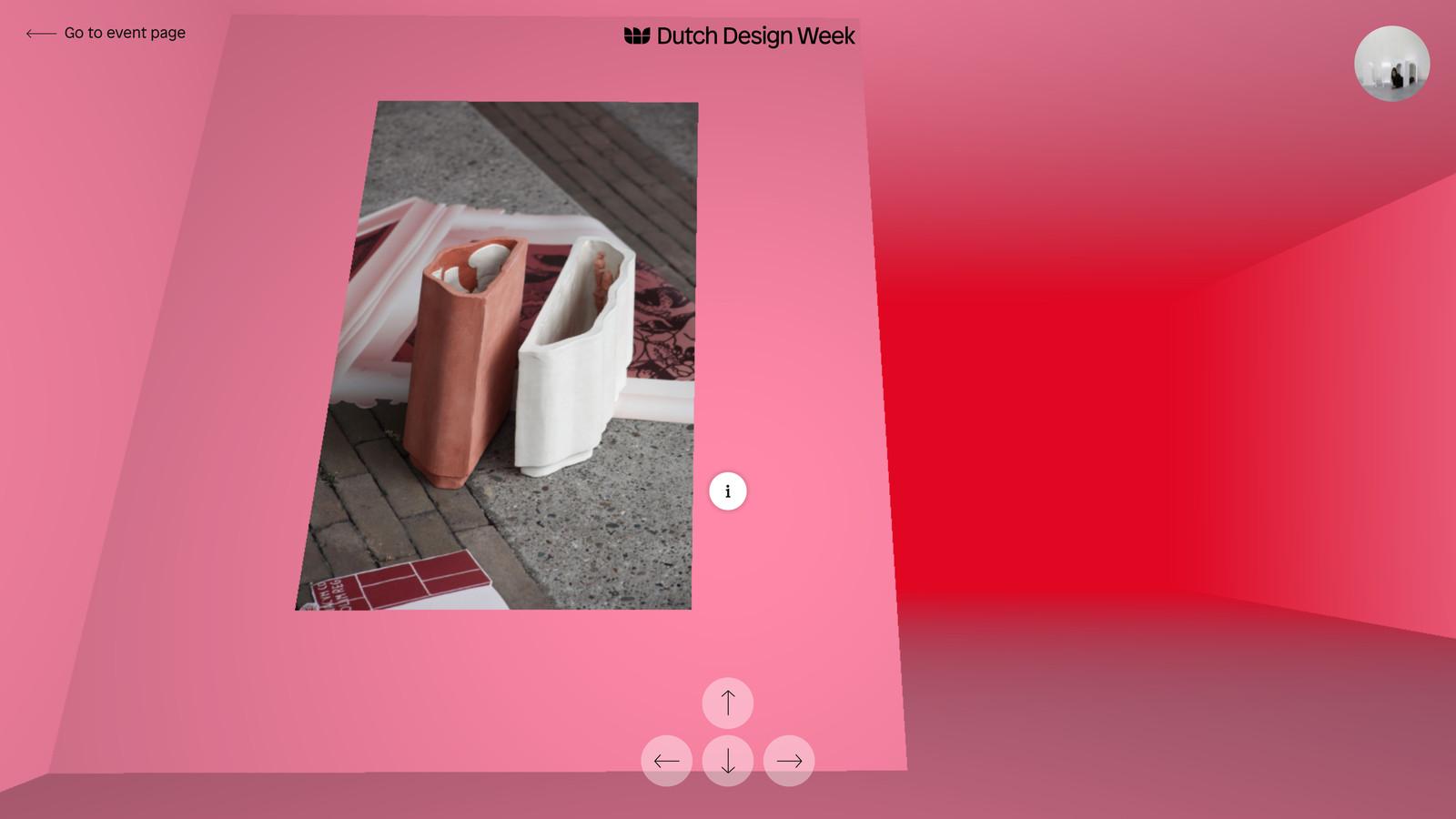 Tijdens de Dutch Design Week 2020 zijn ruim vijfhonderd virtuele tentoonstellingen te bezoeken; hierboven enkele prototypes.