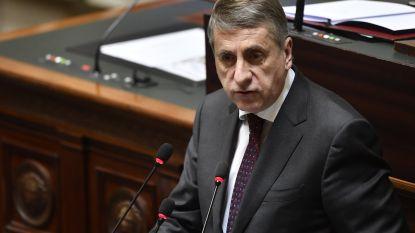 """Maingain: """"Vrees dat N-VA minderheidsregering van Michel zal steunen in ruil voor communautair voorakkoord"""""""