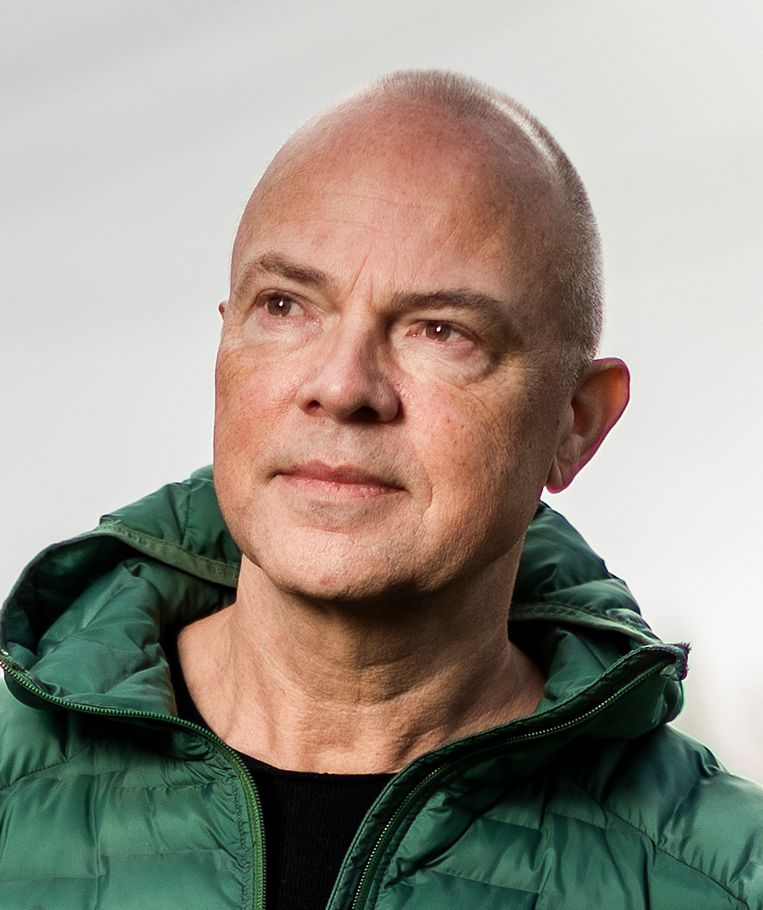 Berno Strootman, landschapsarchitect en voormalig lid van het College van Rijksadviseurs.  Beeld Jiri Buller