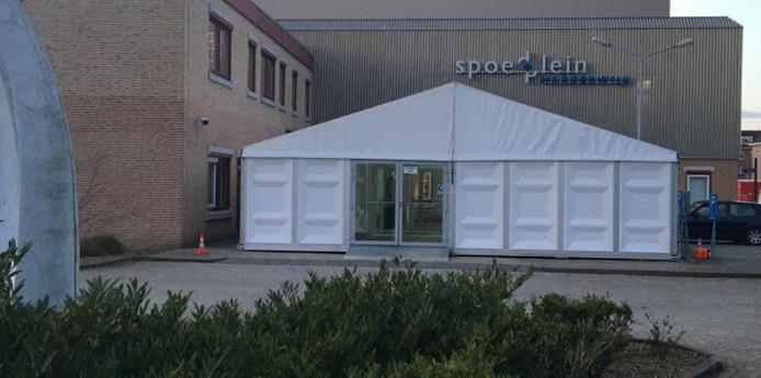 Ziekenhuis St. Jansdal verwacht de komende weken meer opnames van coronapatiënten op de Intensive Care.