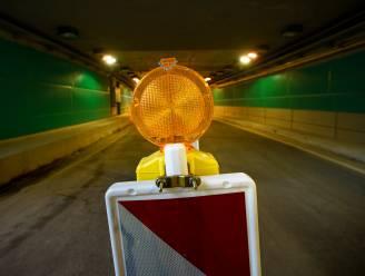 Brabantstunnels tijdelijk afgesloten vanwege beschadigde sprinkler en waterleiding