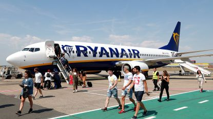 Ryanair schrapt 26 van de 46 vluchten vanop Zaventem