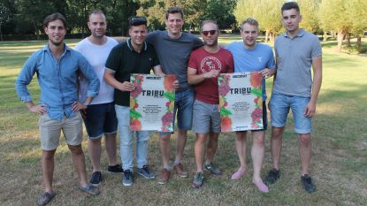 Housefestival Tribù verhuist naar stadspark, waar plaats is voor 2.000 feestvierders