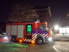 Brandweer Zuidland rukt uit voor...open haard