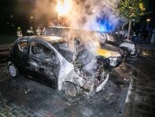 Bewoners Spireapad in Arnhem voor de zoveelste keer de dupe van autobrand