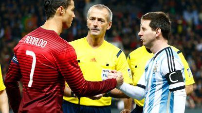 Ronaldo verpulvert Messi volgens eerste WK-statistieken: de verschillen tussen de twee voetbalgrootheden in kaart gebracht