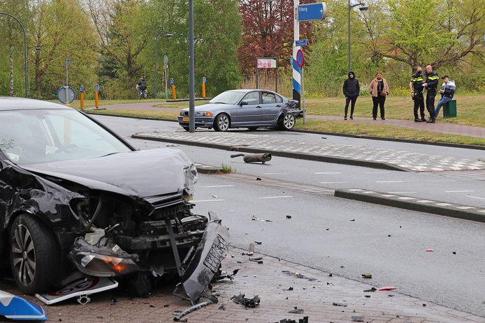 Ongeluk in Waalwijk