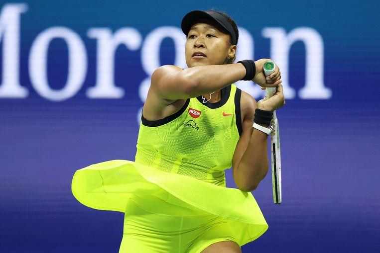 Naomi Osaka. Beeld AFP