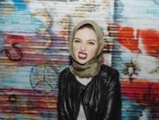 Une musulmane voilée dans Playboy