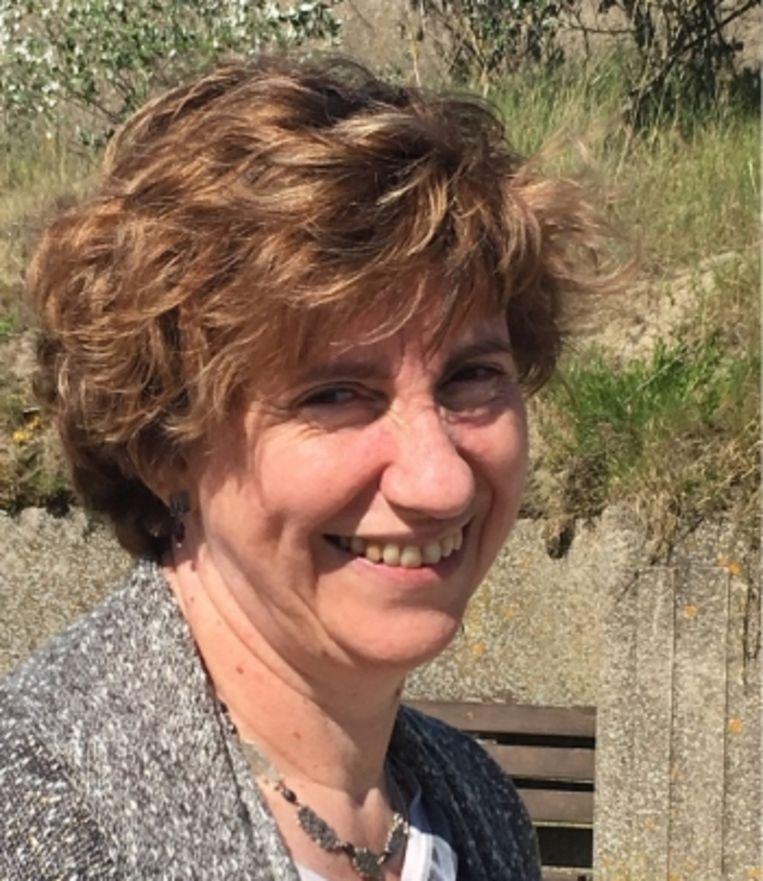 Nicole Vliegen: 'Adoptiekinderen hebben meer steun en hulp nodig om zich te durven hechten.' Beeld Geert Van de Velde
