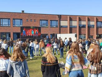 Ondanks corona toch 'Dag van de eerste graad' in het Sint-Jozefscollege in Aarschot