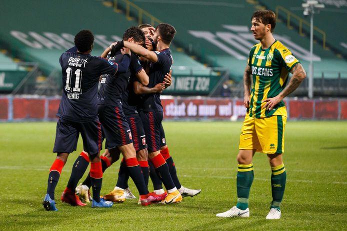 Valt er vanmiddag weer wat te vieren voor de spelers van FC Twente?