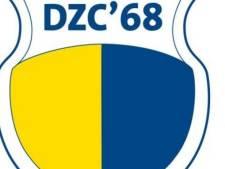 DZC'68 strikt middenvelder Rik Vlutters