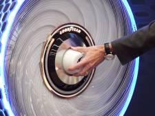 Deze revolutionaire autoband vernieuwt zichzelf tijdens het rijden