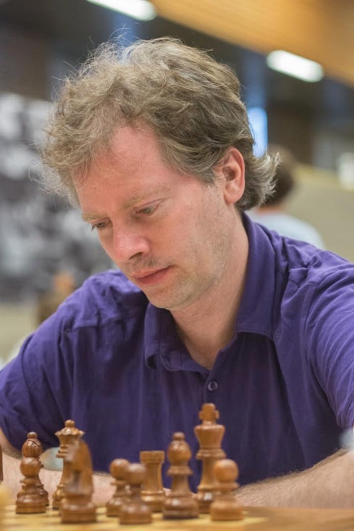 Regerend kampioen Dimitri Reinderman