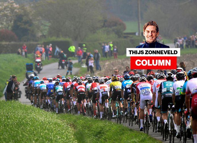 De column van Thijs Zonneveld.