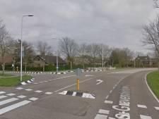 Deze kruising in Maasdam wordt opnieuw ingericht